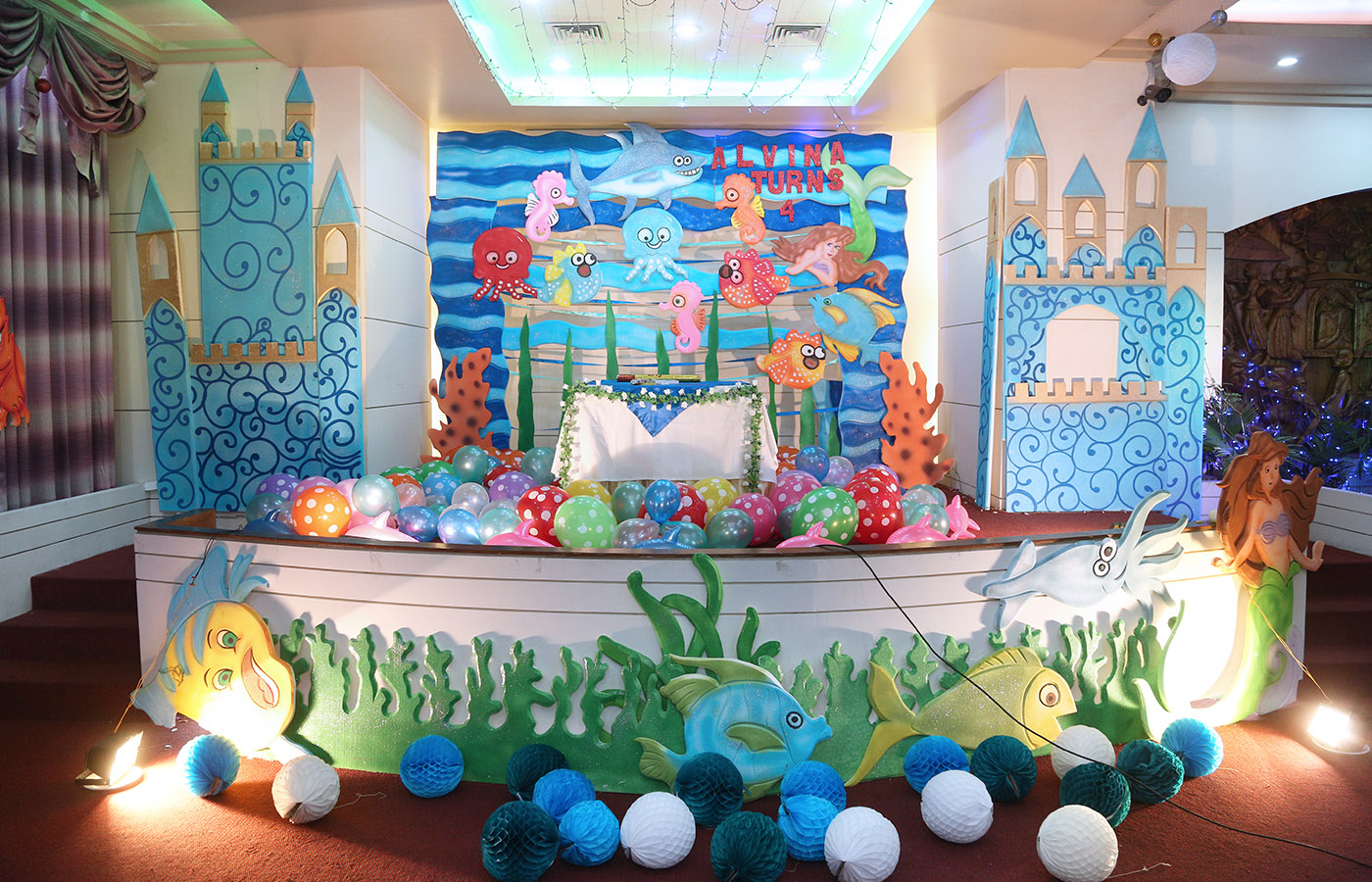 Birthday Party Venues in Dhaka First year kids birthday party